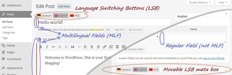 qtranslate wordpress
