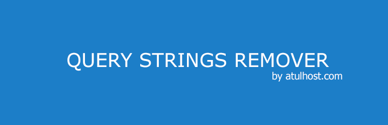 Query Strings Remover