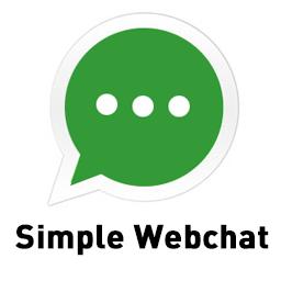 Simple Webchat Wordpress プラグイン Wordpress Org 日本語