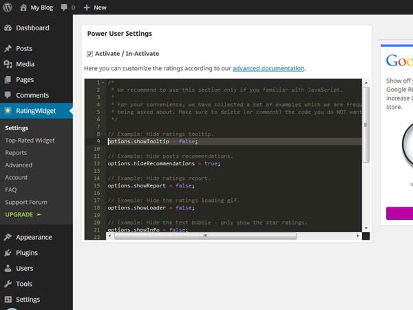 Developer's Friendly! Power-User Settings to Tweak Everything