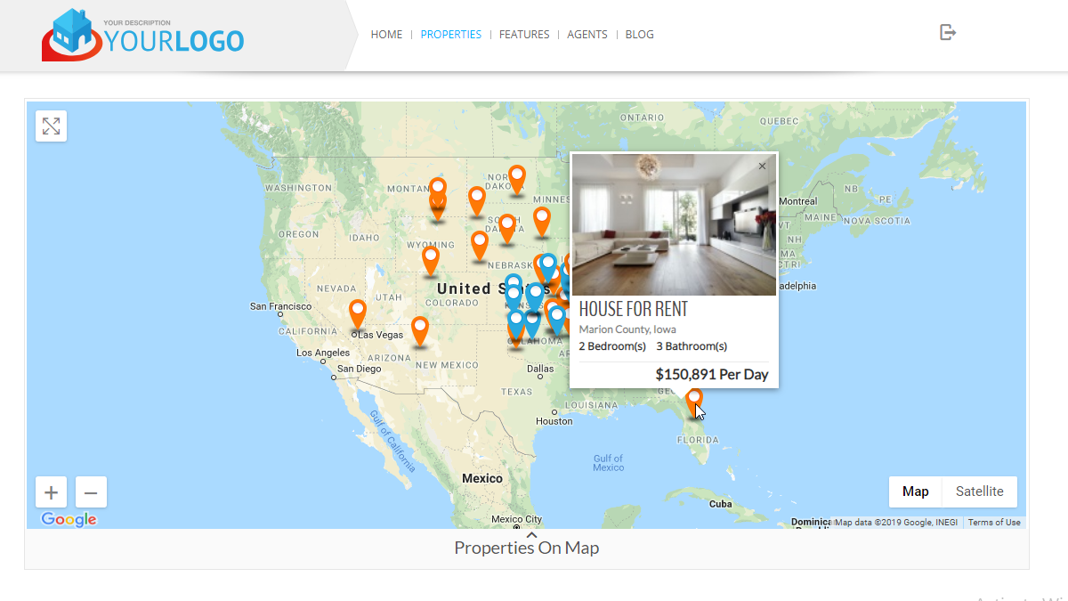 WPL Real Estate — WordPress Plugins