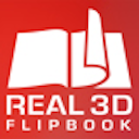 real3d-flipbook logo