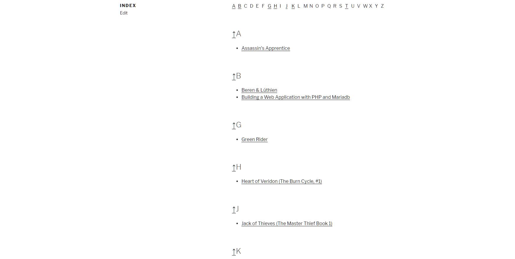 Recencio Book Reviews – WordPress plugin | WordPress org