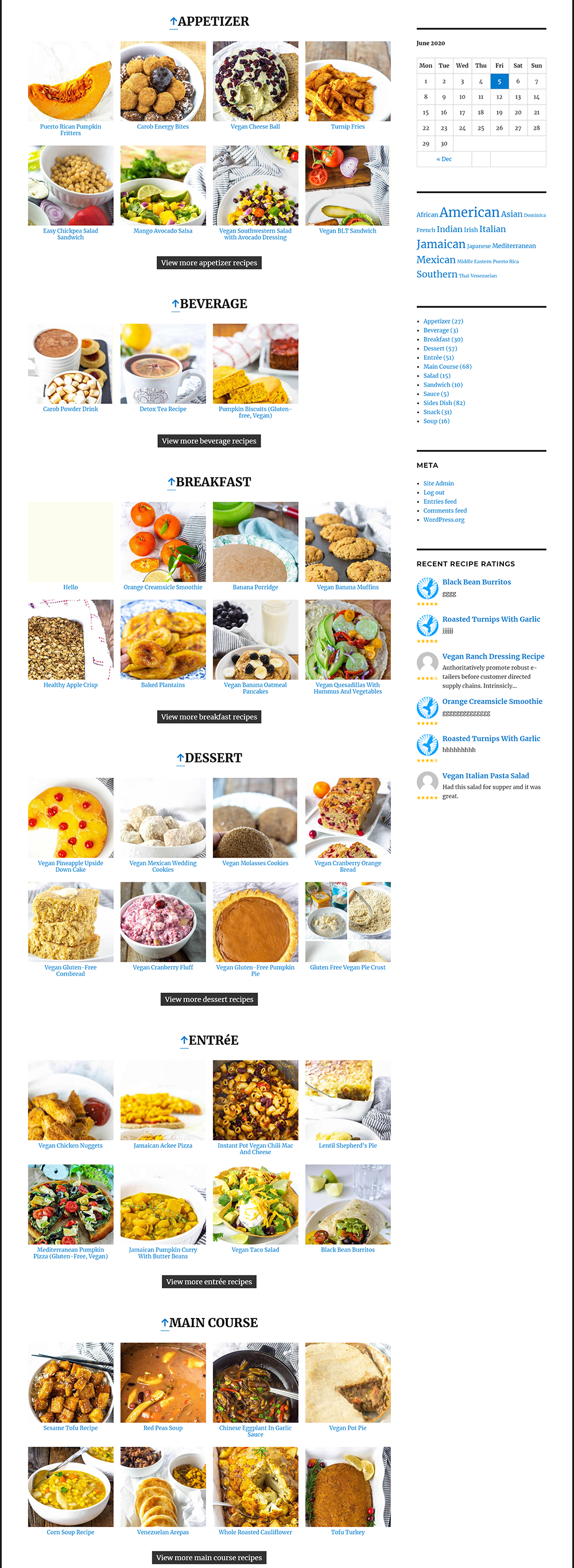 recipepress-reloaded screenshot 5
