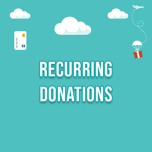 Recurring PayPal Donations logo