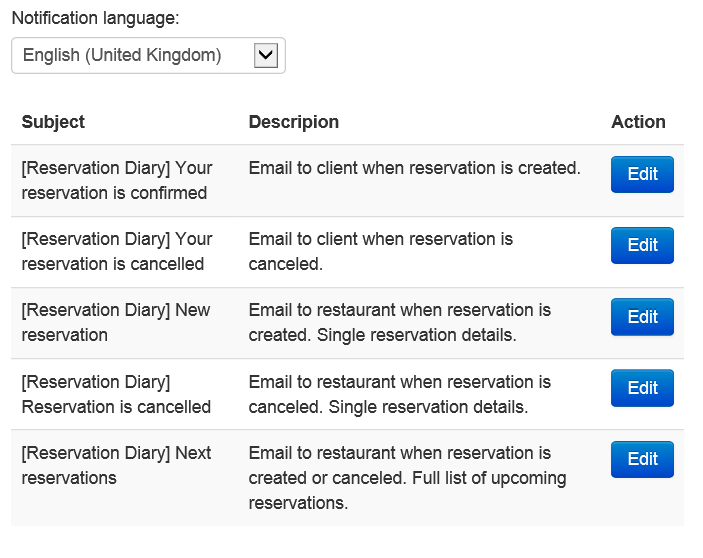 redi-restaurant-reservation screenshot 24