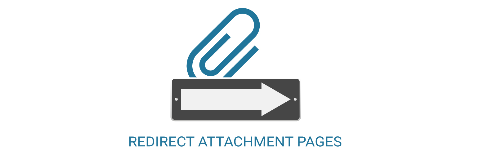 Redirect attachment pages for WordPress