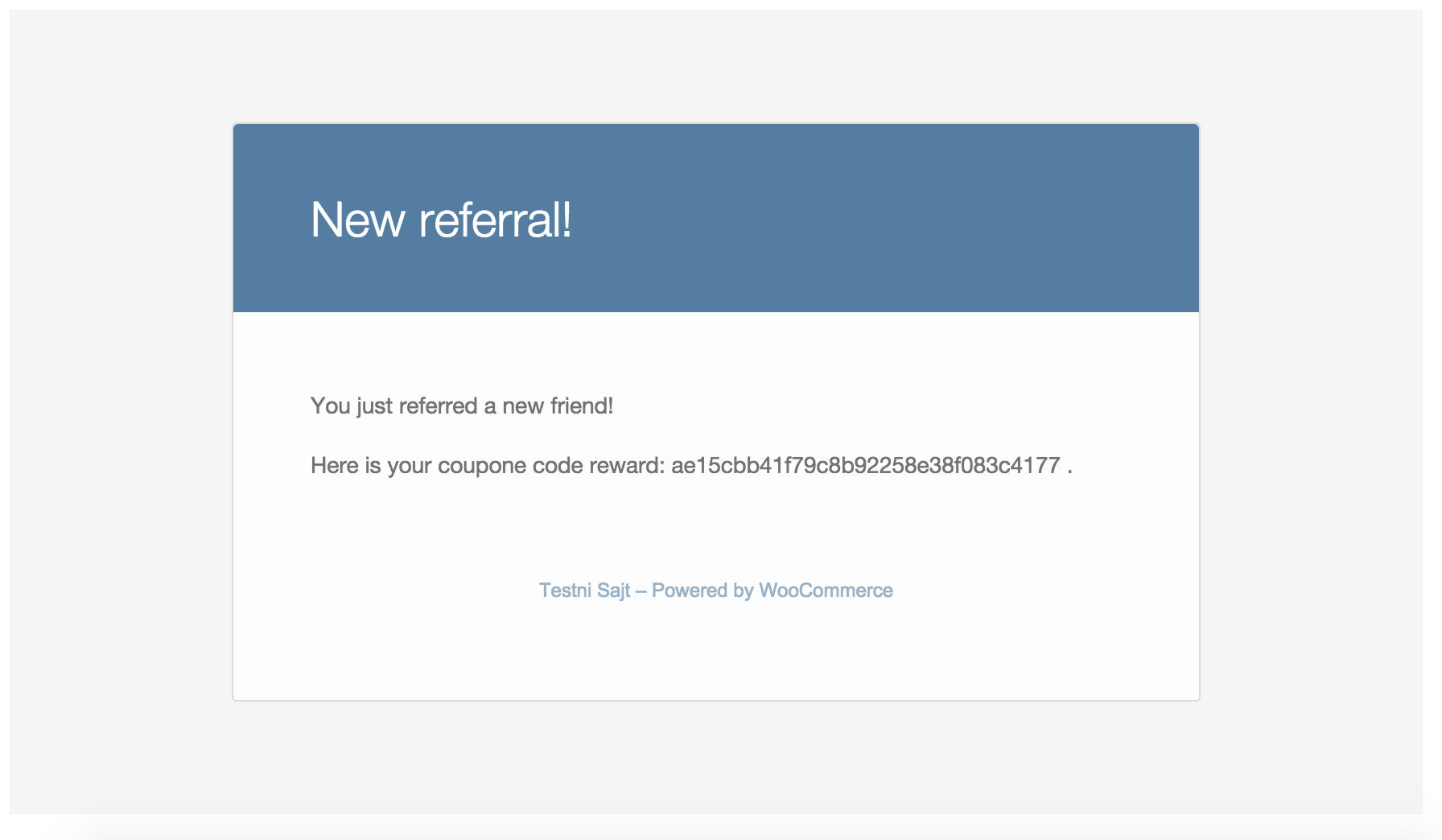 refer a friend for woocommerce by wpgens plugins screenshots