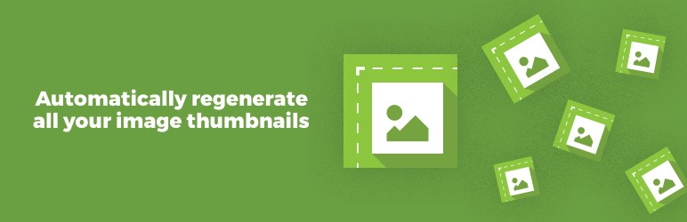 Regenerate Thumbnails plugin by Alex Mills