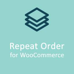 Repeat Order For Woocommerce Wordpress Plugin Wordpress Org
