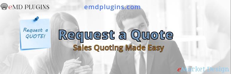 Request A Quote Wordpress Plugin Wordpressorg