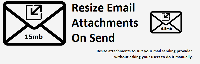 Resize WP_Mail Attachments