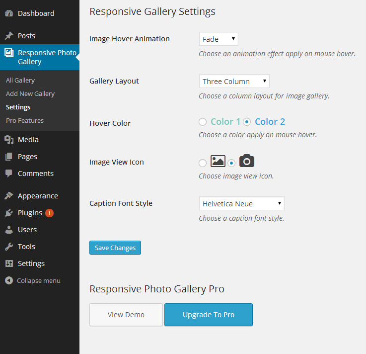 responsive-photo-gallery screenshot 8