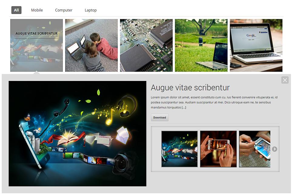 Portfolio Gallery – Photo Gallery and Image Gallery – WordPress