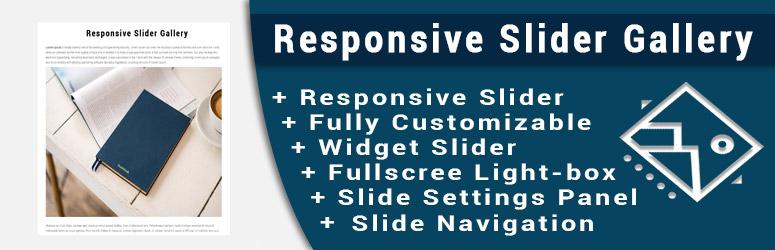 Responsive Slider Gallery – Image Slideshow Maker