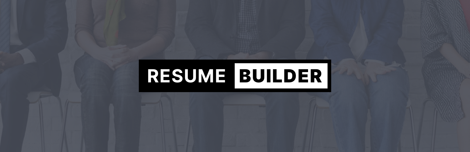 Resume Builder | WordPress.org