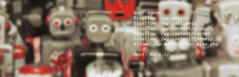 Robots.txt rewrite