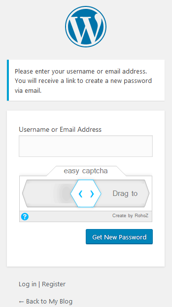 """RohoZ Easy captcha automatically added to the form management(new form and edit form) section on """"Contact Form 7""""."""