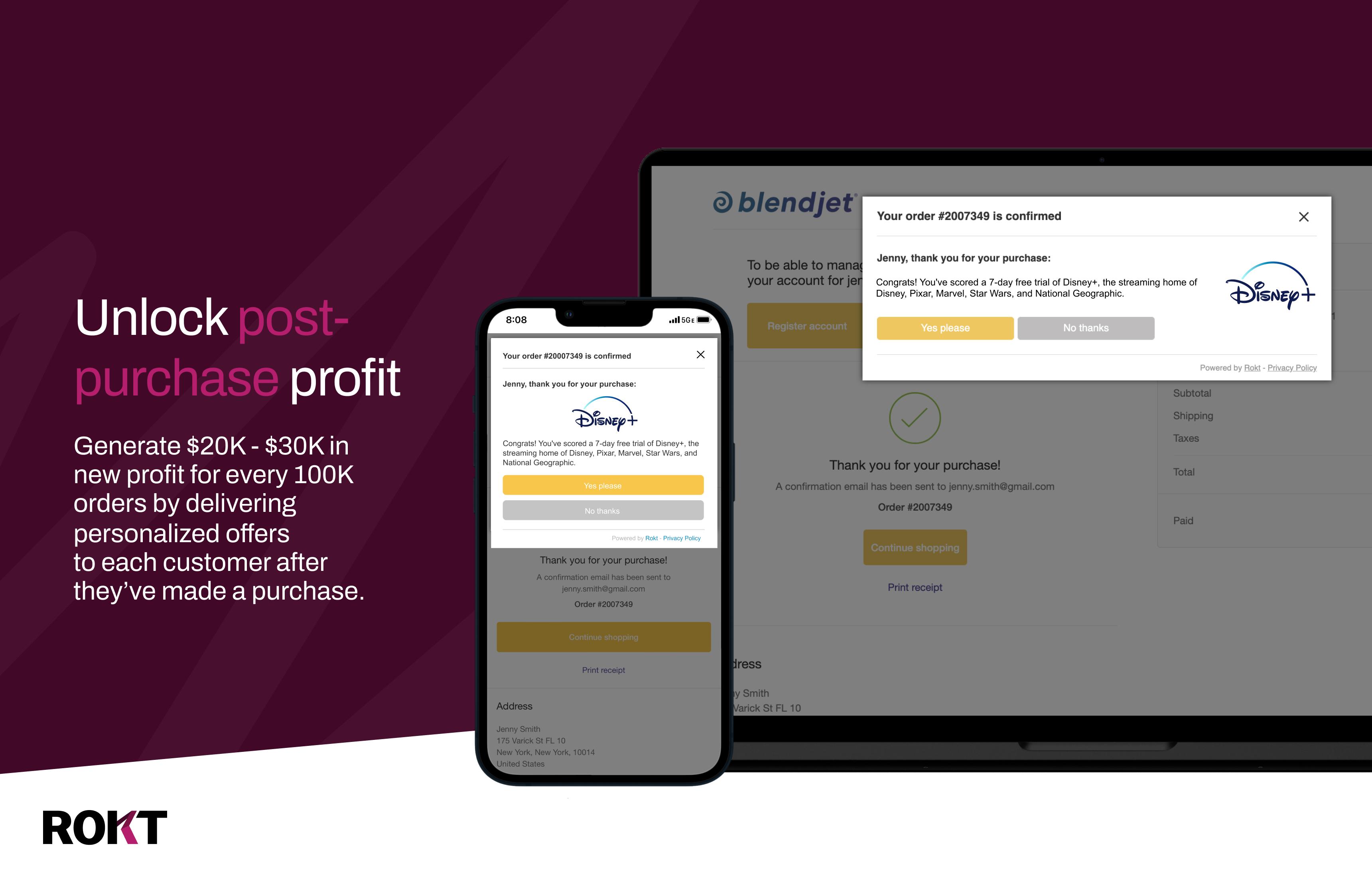 Unlock additional profit