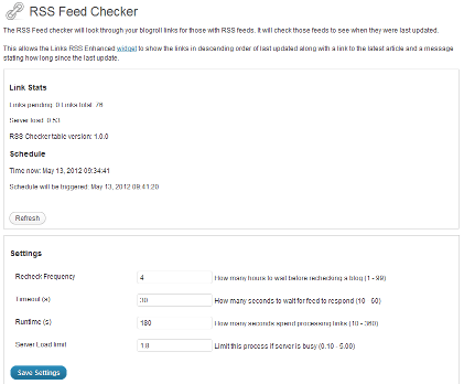 rssfeedchecker screenshot 6