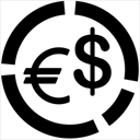 Russian Currency logo