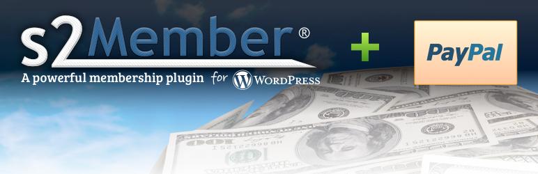 s2Member Framework (роли участников, возможности, членство, пользователи PayPal)