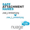 Safe Attachment Names logo