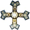 Saint du Jour Widget logo