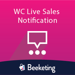 Live Sales Notification (Recent Sales Popups)