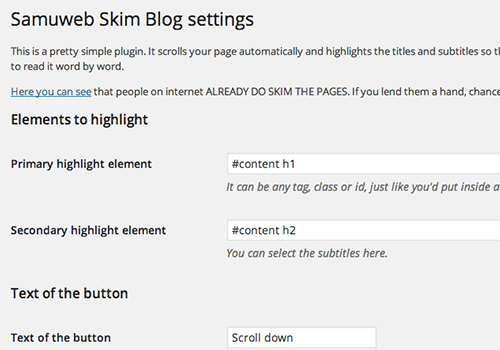samuweb-skim-blog screenshot 3