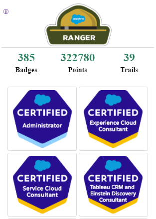 This is how the badge is going to look.