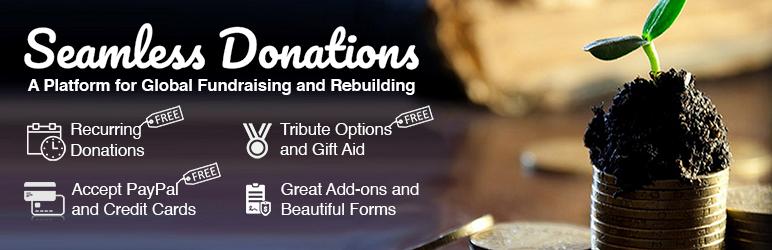 Seamless Donations: una piattaforma per la raccolta fondi e la ricostruzione globali utilizzando Stripe e PayPal