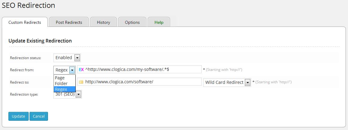 SEO Redirection Plugin – WordPress plugin | WordPress org