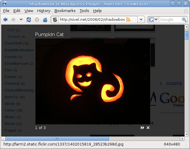 An Image ...  sc 1 st  WordPress.org & Shadowbox JS u2014 WordPress Plugins Aboutintivar.Com