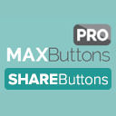 Wordpress Social Share Buttons Plugin by Max foundry