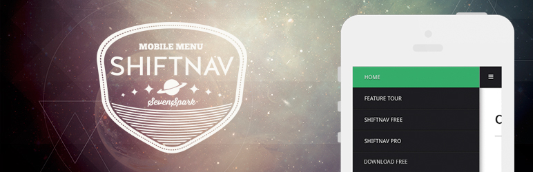 ShiftNav – Responsive Mobile Menu – WordPress plugin