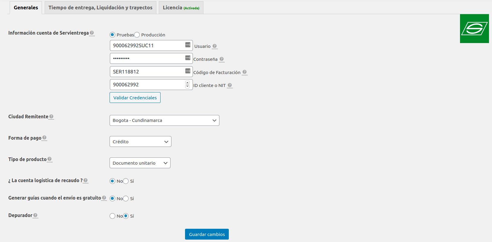Añadir el método en zonas de envío screenshot-1.png