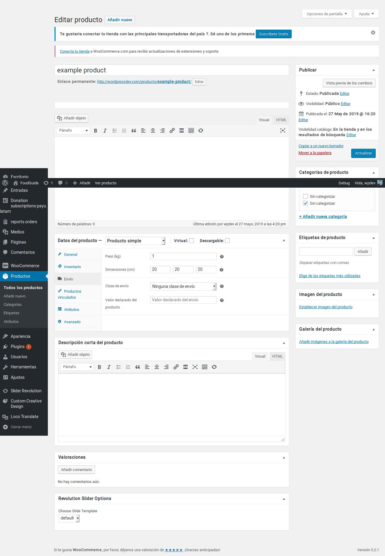 Medio de envío en función screenshot-3.png