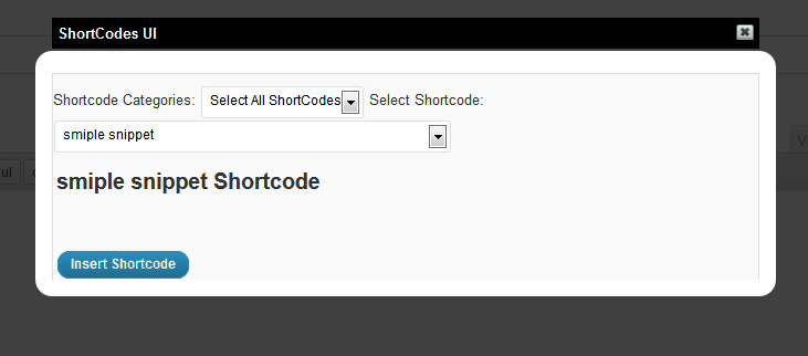 shortcodes-ui screenshot 6