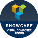Showcase – Visual Composer Addon logo
