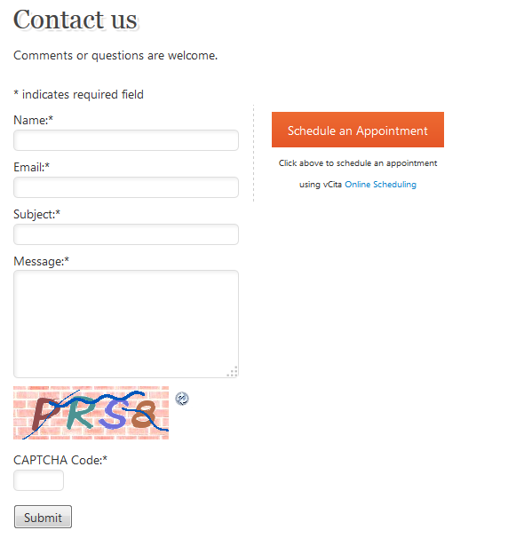 <p>screenshot-5.png Schedule an appointment feature.</p>