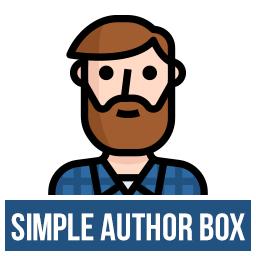 Simple Author Box Wordpress プラグイン Wordpress Org 日本語
