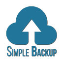 simple-backup logo