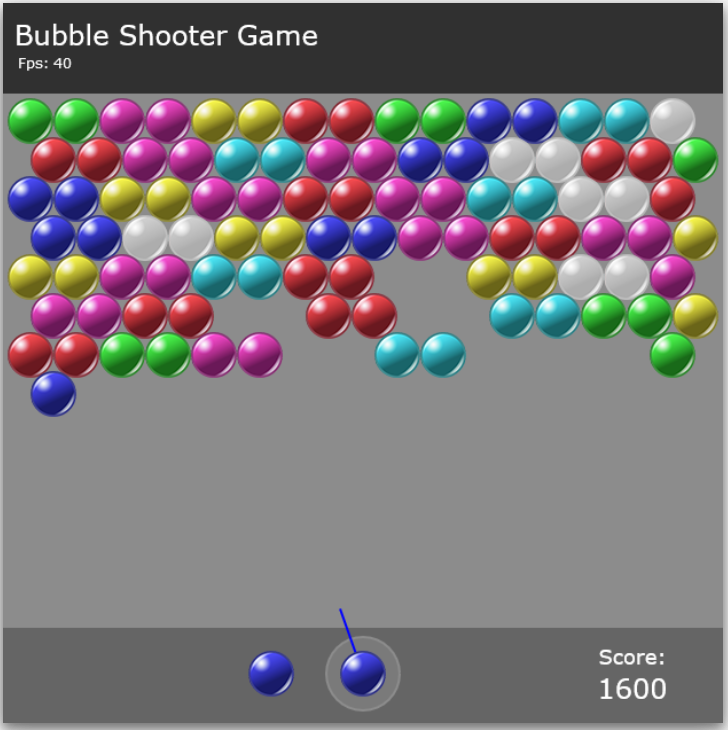 <strong>Bubble Shooter</strong> - Great fun