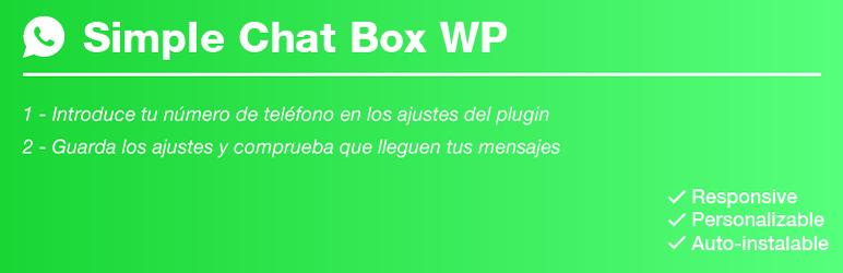 Simple Chat Box WP