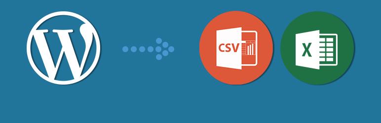 Simple CSV/XLS Exporter