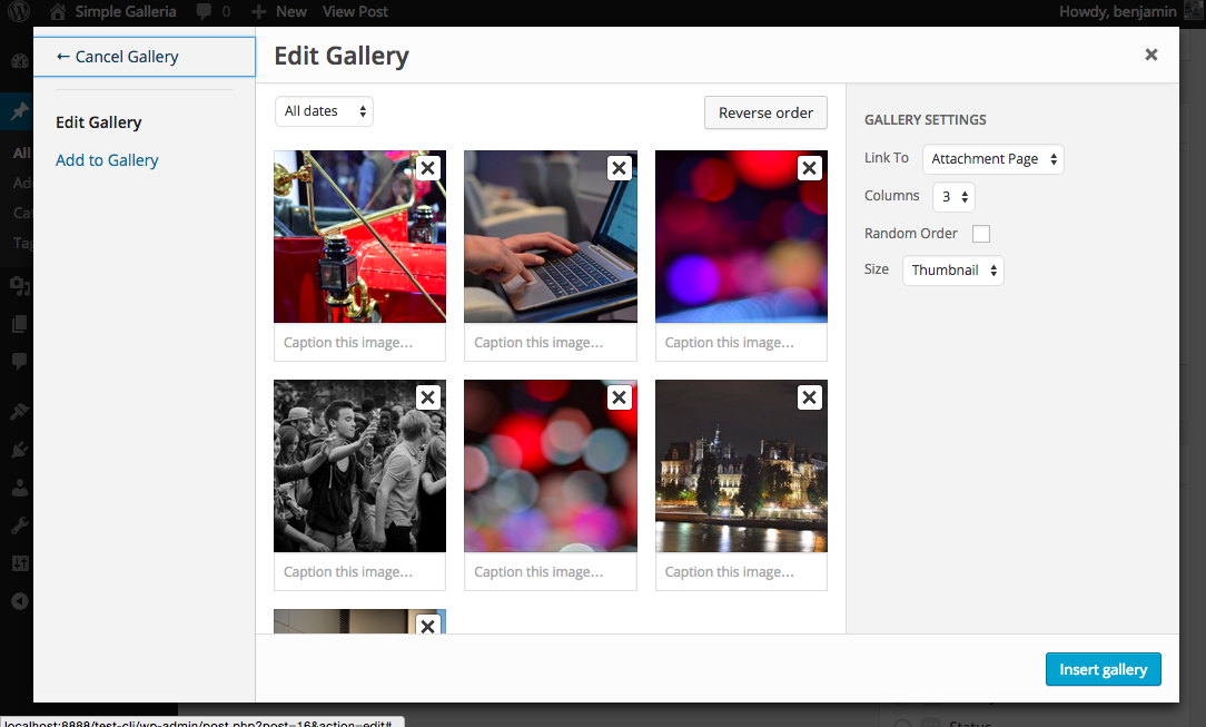 simple-galleria-for-wordpress screenshot 4
