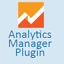 Google Analytics Manager logo
