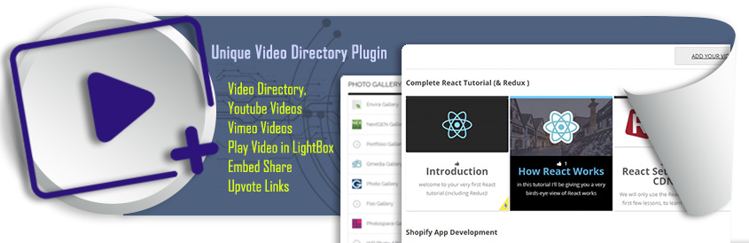 Simple Video Directory