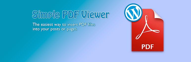 Simple PDF Viewer